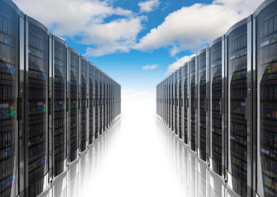 Immutable cloud storage for regulated technology