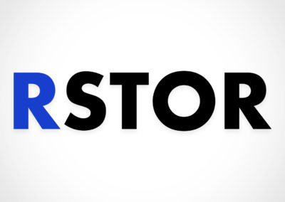 A Bold New Look for RSTOR